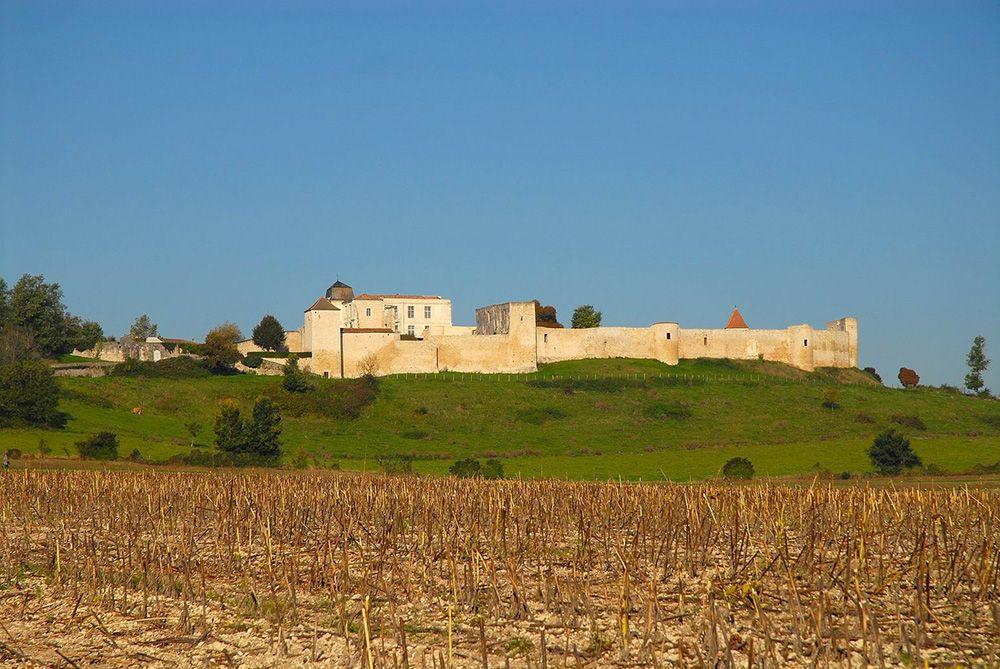 Château de Villebois-Lavalette