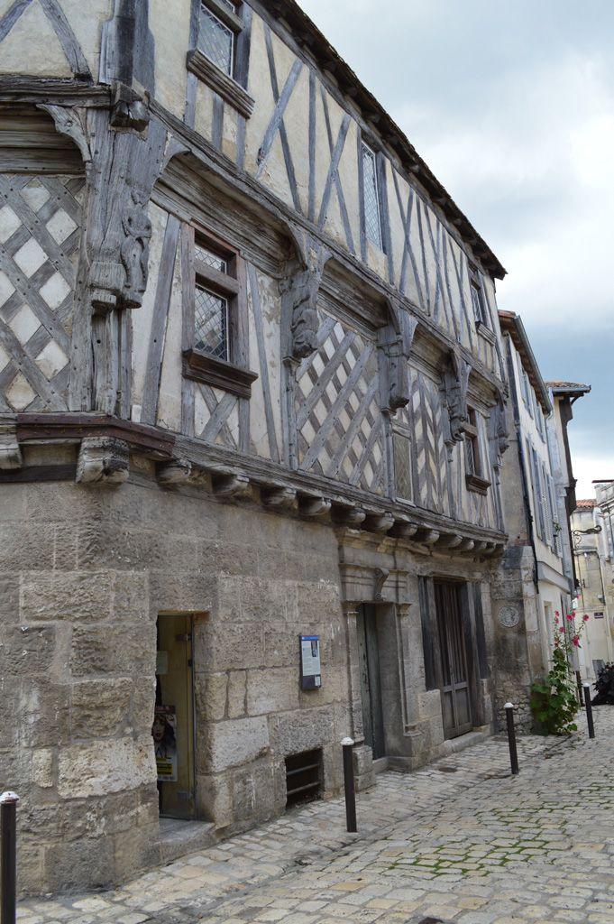 Le vieux Cognac
