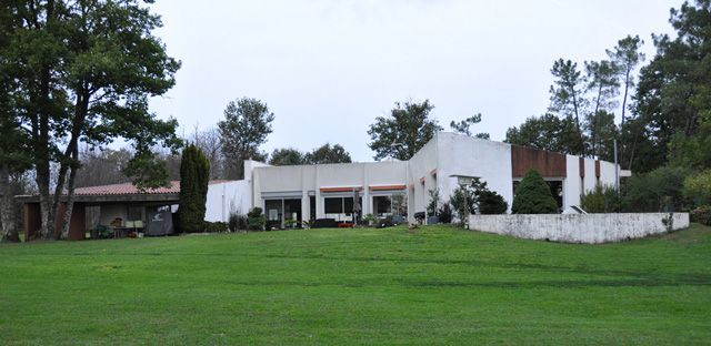 Villa des bois contemporaine