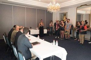 Signature de la convention de partenariat CNC/Pôle Image Magelis