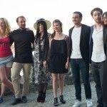 l'équipe du film Carole Mathieu