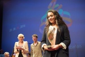 Valois de l'actrice Lina El Arabi dans Noces