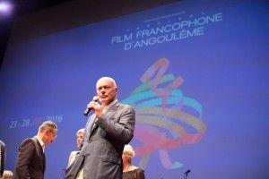 Mr Alain Rousset, président la région Nouvelle Aquitaine