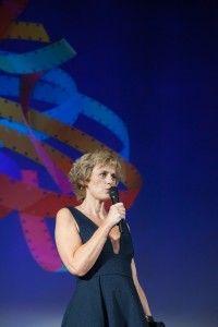 Anne Richard, présidente du jury étudiant
