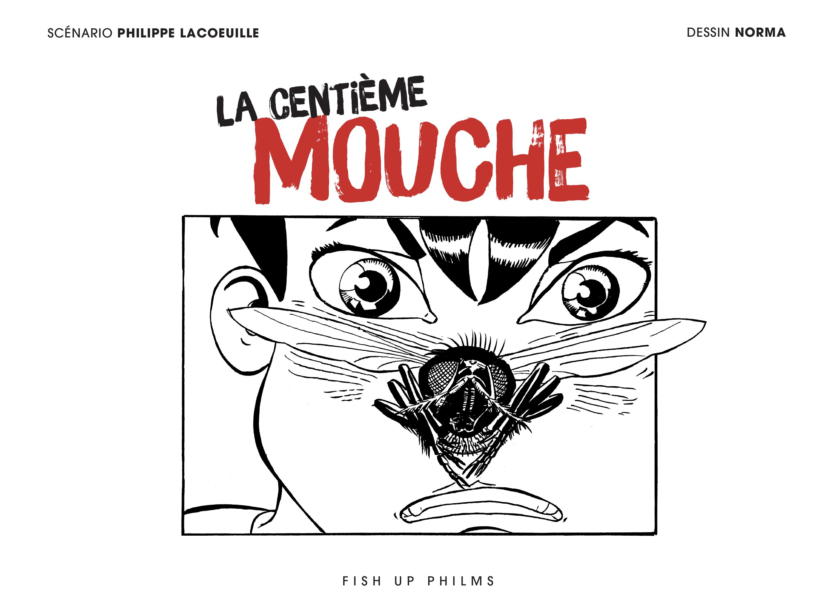 couverture BD La centieme mouche (2)