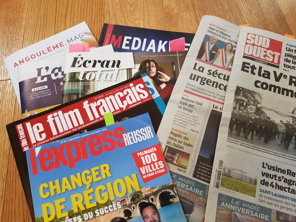 fbf79438af41ac En début d année, Sud Ouest a consacré une double page à la bonne santé  économique et artistique du cinéma d animation et cite Angoulême et « le  fleuron ...