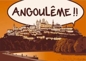 Panneau Angoulême - © COLLIER Philip - Charente-Tourisme