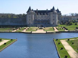 Château de la Roche-Courbon - © Stéphane MORAND - CMT