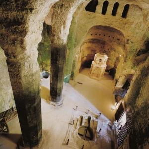 Eglise souterraine - Saint-Jean