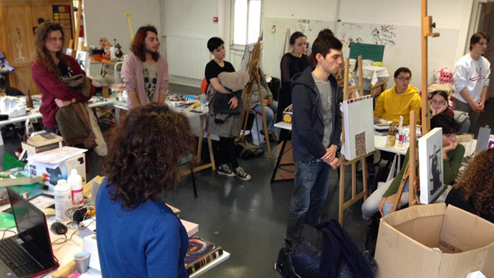 Ecole d'art de GrandAngoulême