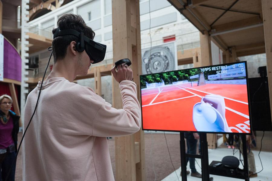 Jeu vidéo et réalité virtuelle