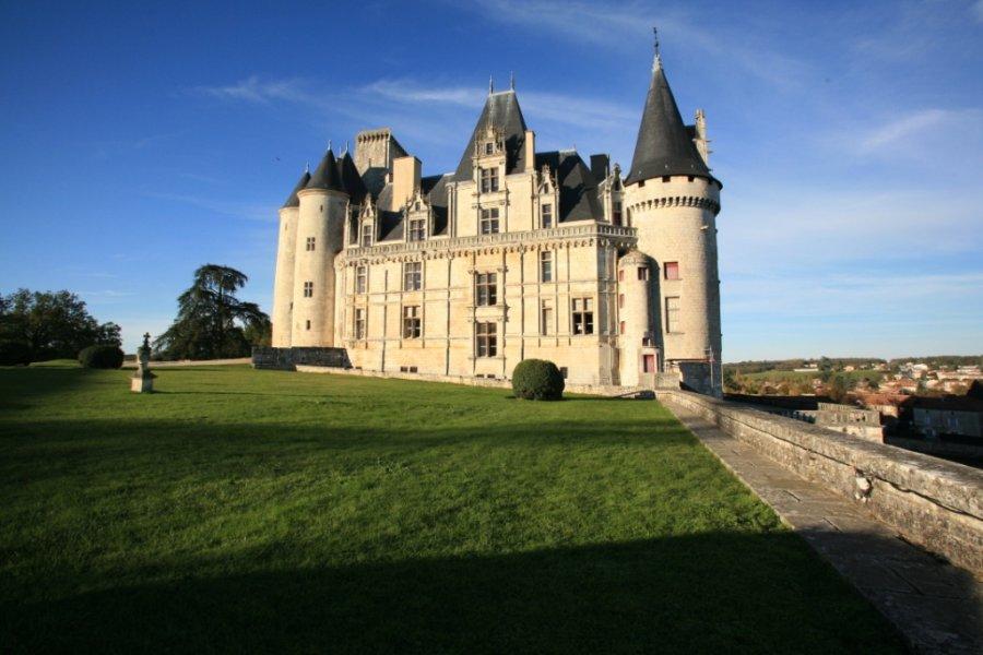 CHATEAU DE LA ROCHEFOUCAULD (c) Charente Tourisme