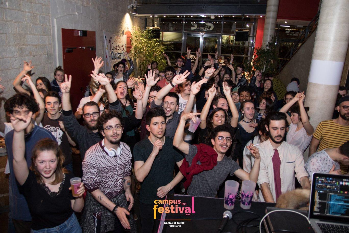 Festival Campus en Festival © Gaétan le Ouéré