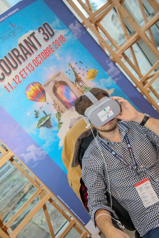 Festival Courant 3D