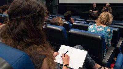 Conférence Parlons d'images - JF Laguionie
