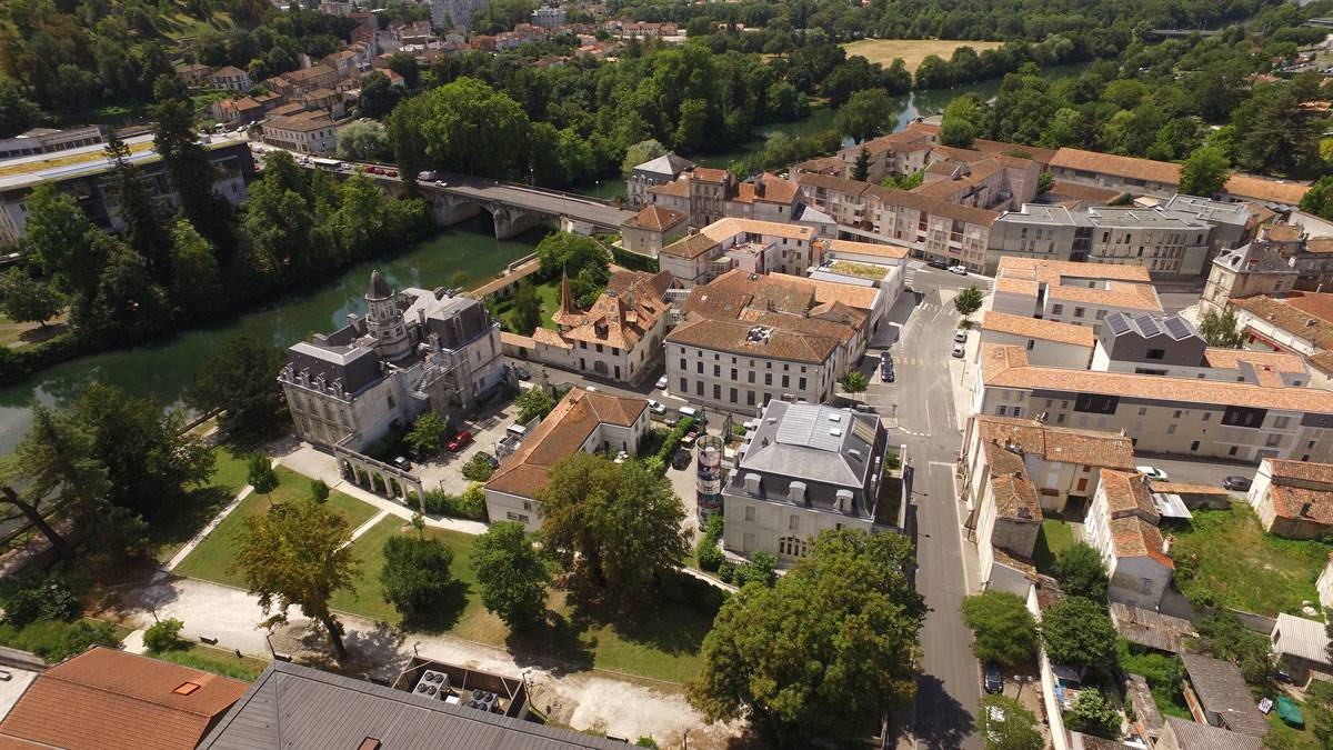 Quartier de l'image - © Arnaud Devis - La Photo Aérienne