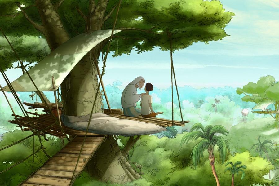 Animation - Le Voyage du Prince