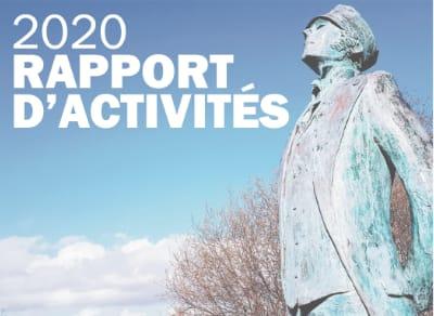 Rapport d'activité 2020 - Pôle image Magelis